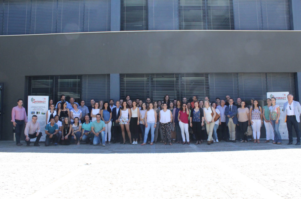 120 researchers united in the INTERACT project