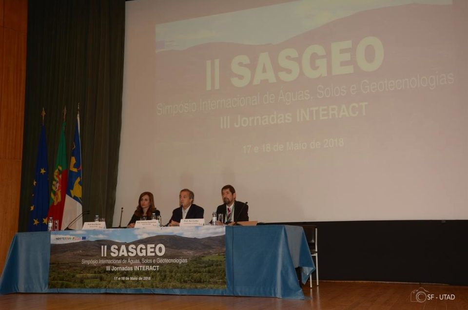 International Symposium highlighted Water, Soil and Geotechnology