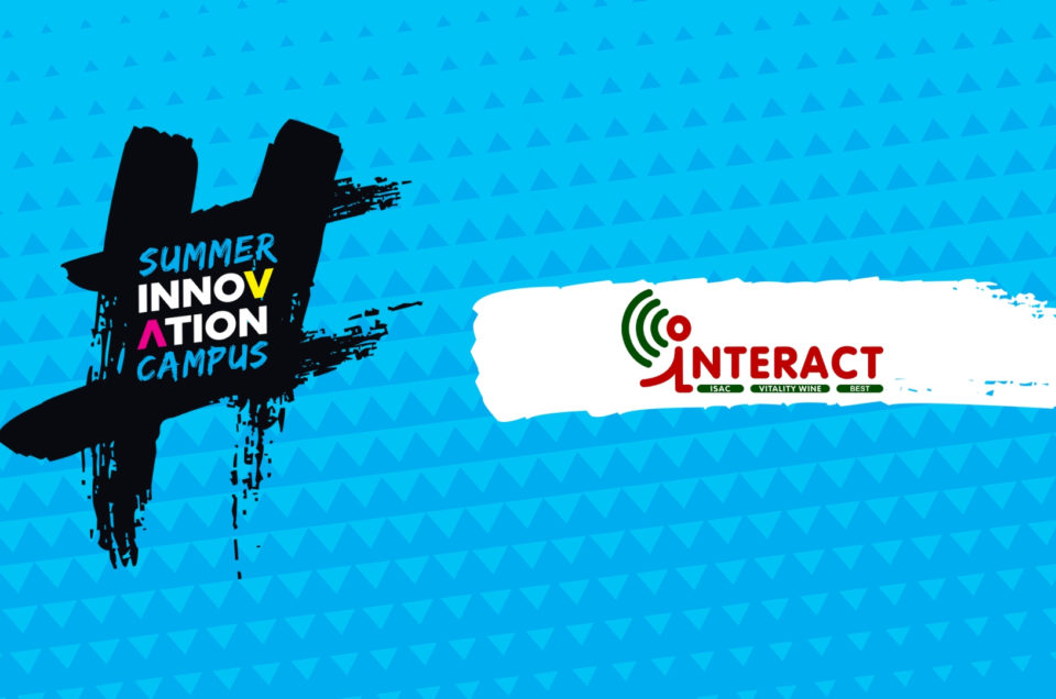 INTERACT was at Summer Innovation Campus